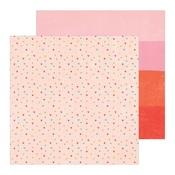 Blush Paper - La La Love - Crate Paper