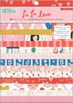La La Love 6 x 8 Paper Pad - Crate Paper