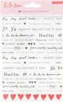 La La Love Phrases - Crate Paper