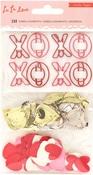 La La Love Embellishment Assortment - Crate Paper