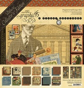 A Proper Gentleman Deluxe Collectors Edition - Graphic 45