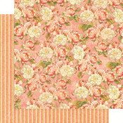 Roses For Royalty Paper - Princess - Graphic 45