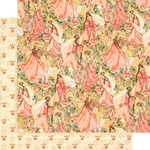 Pretty In Pink Paper - Princess - Graphic 45