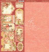 Princess Tags & Pockets - Graphic 45