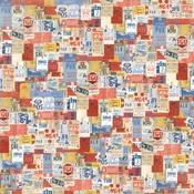 Luggage Tags Paper - Quest - Authentique