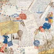 Travel Notes Paper - Quest - Authentique