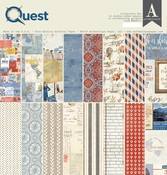 Quest 12 x 12 Collection Kit - Authentique