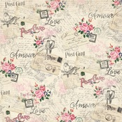 Love Notes Paper - Romance - Authentique