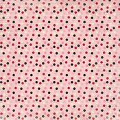 Multi Color Dots Paper - Romance - Authentique