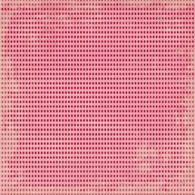 Red & Pink Diamonds Paper - Romance - Authentique