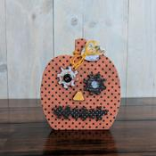 Small Steam Pumpkin - Foundations Decor