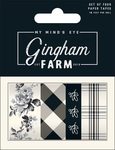 Gingham Farms Washi - My Minds Eye