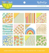 Tutti Frutti 6 x 6 Paper Pad - My Minds Eye