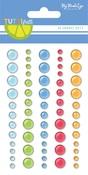 Tutti Frutti Enamel Dots - My Minds Eye - PRE ORDER