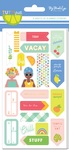 Tutti Frutti Planner Sticker Set - My Minds Eye