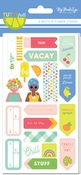Tutti Frutti Planner Sticker Set - My Minds Eye - PRE ORDER