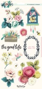 Splendor Chipboard Embellishments - My Minds Eye - PRE ORDER