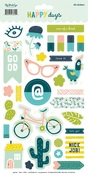 Happy Days Sticker Sheet - My Minds Eye - PRE ORDER