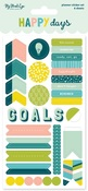 Happy Days Planner Sticker Set - My Minds Eye - PRE ORDER
