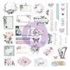 Poetic Rose Ephemera & Stickers - Prima