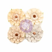 Neutral Beauty Flowers - Pretty Pale - Prima