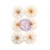 Pale Petals Flowers - Pretty Pale - Prima