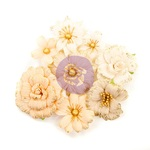 Honeycomb Flowers - Pretty Pale - Prima