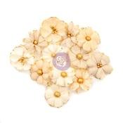 Windblown Flowers - Pretty Pale - Prima