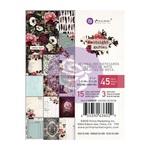Midnight Garden 3 x 4 Journaling Cards - Prima