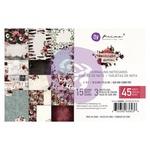 Midnight Garden 4 x 6 Journaling Pad - Prima