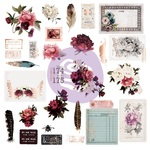 Midnight Garden Ephemera 1 - Prima