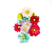Nocturnal Flowers - Midnight Garden - Prima