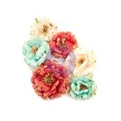 Pretty In Rouge Flowers - Midnight Garden - Prima