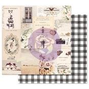 Beautiful Life Paper - Spring Farmhouse - Prima