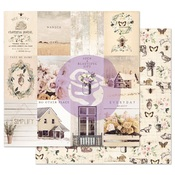 Simple Things Paper - Spring Farmhouse - Prima