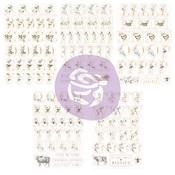 Spring Farmhouse Alpha Stickers - Prima - PRE ORDER