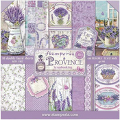 Provence Paper Pad - Stamperia
