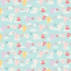 Girl Clothesline Paper - Hello Baby Girl - Echo Park