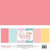 Hello Baby Girl Solids Kit - Echo Park