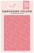 Embossing Folder Baby Pin - Echo Park