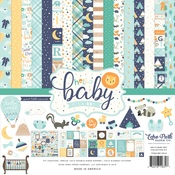 Hello Baby Boy Collection Kit - Echo Park
