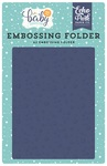 Embossing Folder Shining Stars - Echo Park