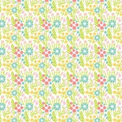 Spring Bloom Paper - Spring Fling - Echo Park