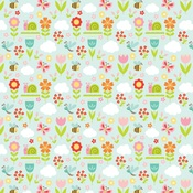 Full Bloom Paper - Spring Fling - Echo Park