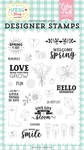 Spring is Here Stamp Set - Echo Park