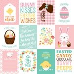3 X 4 Journaling Card Paper - Easter Wishes - Echo Park