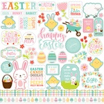 Easter Wishes Element Sticker - Echo Park