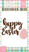 Happy Easter Egg Die Set - Echo Park