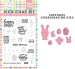 Easter Memories Die & Stamp Set - Echo Park