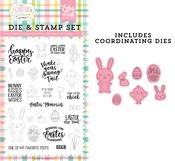 Easter Memories Die & Stamp Set - Echo Park